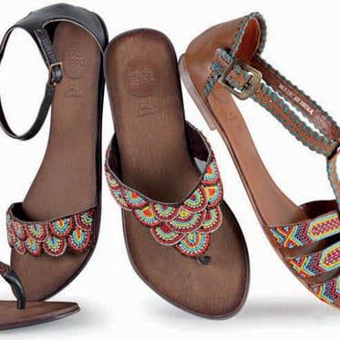 Gioseppo Ethnic Line: l'Africa ai tuoi piedi!