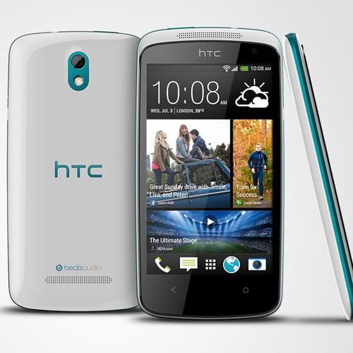 HTC Desire 500: caratteristiche e dotazioni del nuovo smartphone HTC