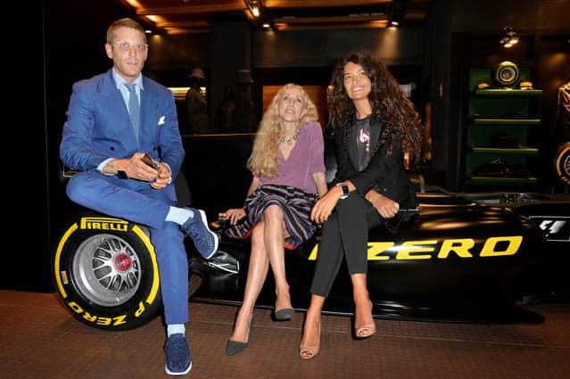 Vogue's Fashion Night Out da Pirelli Corso Venezia