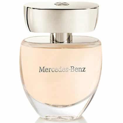 Mercedes-Benz Perfume Donna, the first feminine fragrance