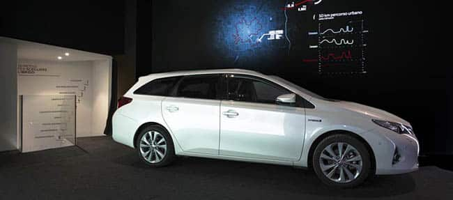 Toyota - The Hybrid Space Milano