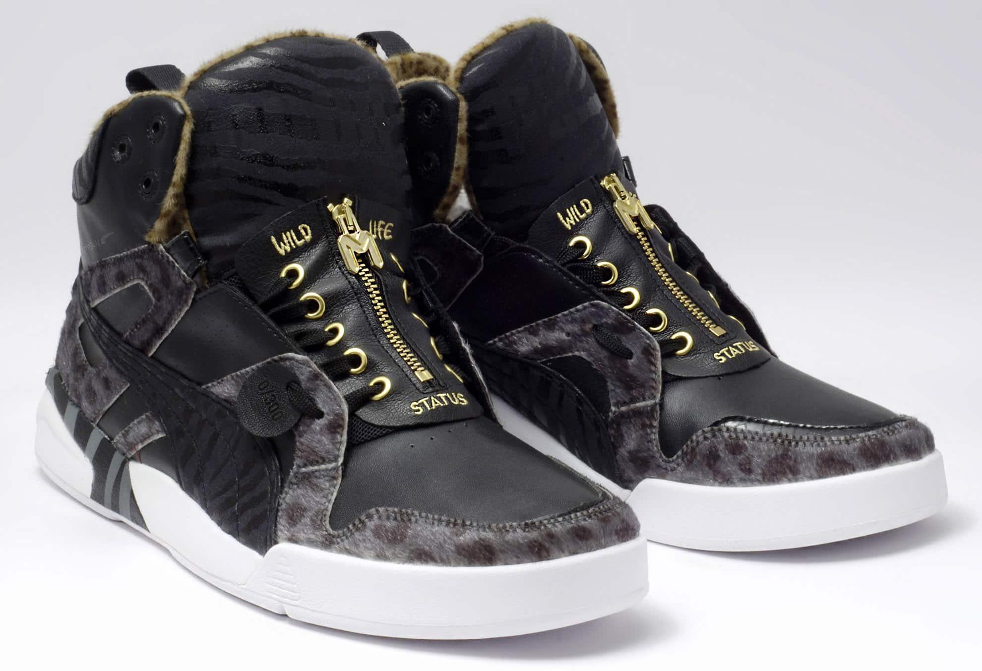 Sneakers di Marracash per Puma