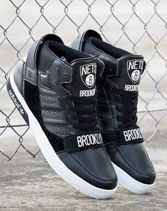 adidas e Foot Locker: la nuova collezione Brooklyn Nets