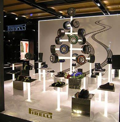 Pirelli Wind Tunnel Tyre