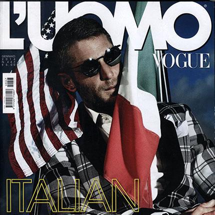"""Lapo Elkann a L'Uomo Vogue: """"Scendo in campo contro l'obesità"""""""