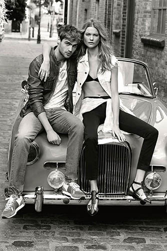 Pepe Jeans London Spring Summer 2014