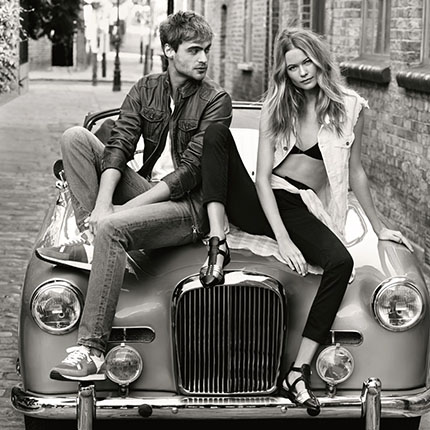 Pepe Jeans London, la campagna Spring Summer 2014
