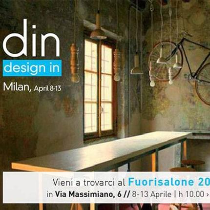 Promotedesign.it al Fuorisalone 2014: Design For, Design In, Design With