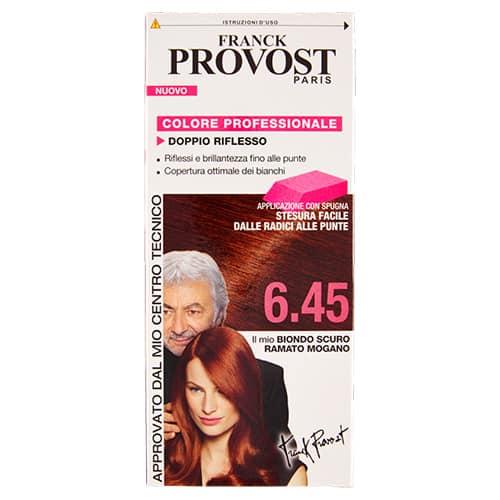 Franck Provost Paris, i nuovi prodotti per capelli