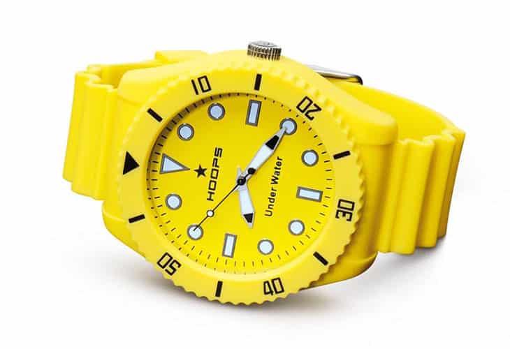 Hoops Underwater, orologi da uomo