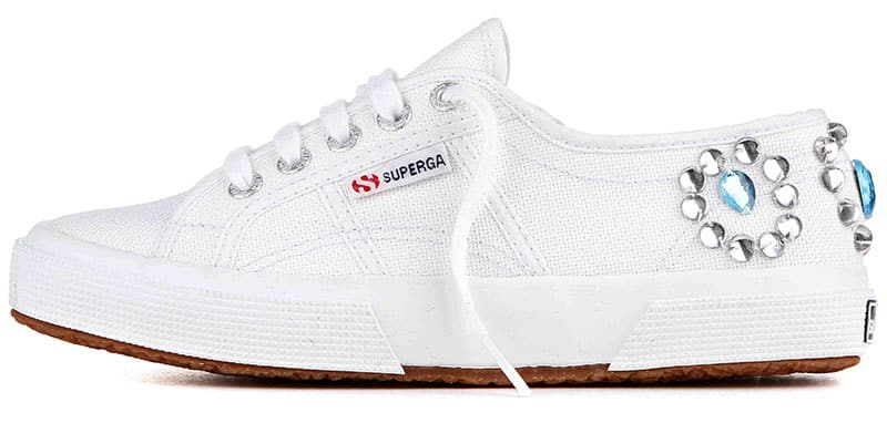 Sneakers Superga per AW LAB