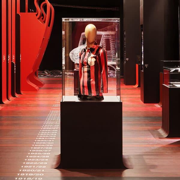 Mondo Milan: il mondo a tinte rossonere