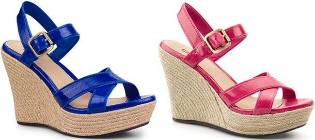 UGG Australia | Jaklyn, sandalo con zeppa per l'estate