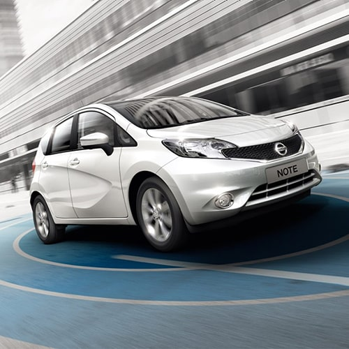 Tecnologia, design, sicurezza: Nissan Note