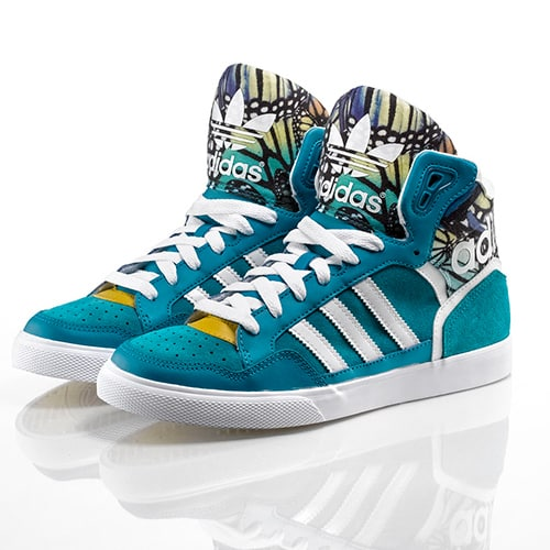 adidas Originals e AW LAB: la Butterfly Collection