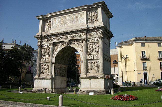 Sannio | Arco di Traiano [Benevento]