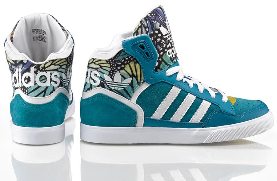 adidas Originals Butterfly Collection sneakers
