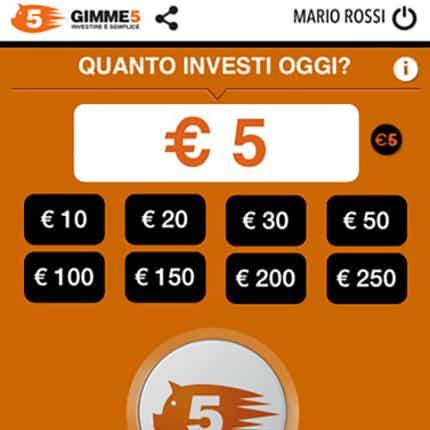 Gimme5, il risparmio alla portata di tutti