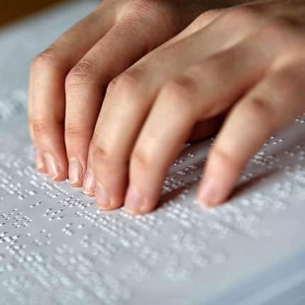 Sordocecità - Il metodo Braille