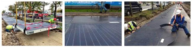 Innovazioni infrastrutturali | SolaRoad, pista ciclabile ad Amsterdam