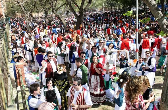 Visitare Murcia - Bando de la Huerta