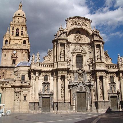 Murcia: la Spagna a grandezza d'uomo