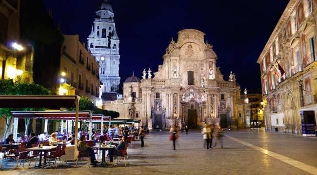 Visitare Murcia - Catedral