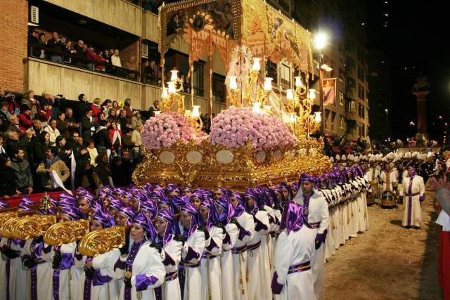 Visitare Murcia - Semana Santa