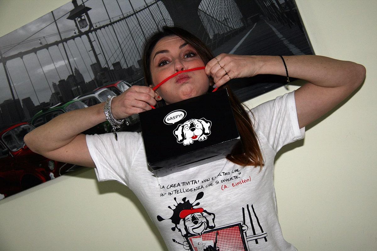 Gaspy! t-shirt