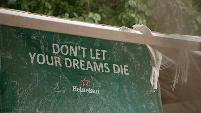 Heineken   The Dream Island
