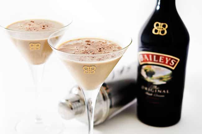 Baileys Shakerato