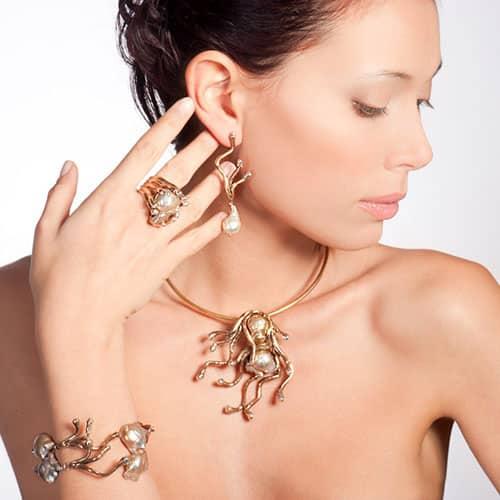 I preziosi tentacoli di Caramanna Gioielli