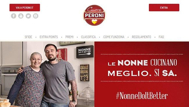 Peroni e Chef Rubio