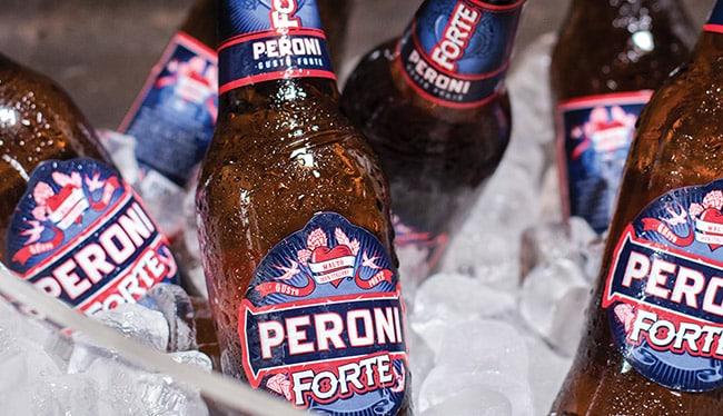 Peroni Forte Ambassador