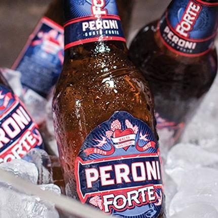 Il nuovo Peroni Forte Ambassador potresti essere tu!