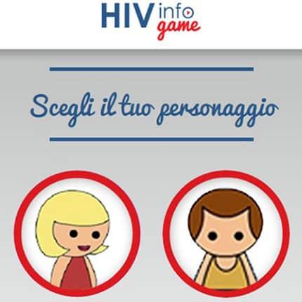 Prevenzione e divertimento: ecco l'HIV INFOGAME