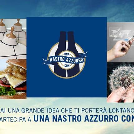 """""""Una Nastro Azzurro Con"""": Nastro Azzurro sostiene il talento italiano"""