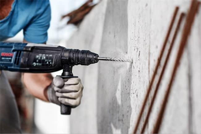 Martello perforatore Bosch SDS-Plus