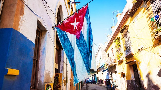 Capodanno 2016 a Cuba