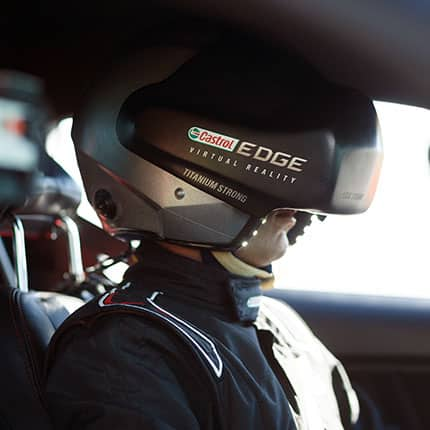 Sponsored Video | Castrol EDGE Titanium Strong Virtual Racers
