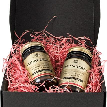 La Christmas Gift Box di Solgar: a Natale regala il benessere
