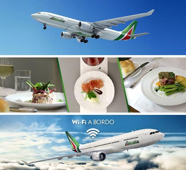 Il rilancio di Alitalia