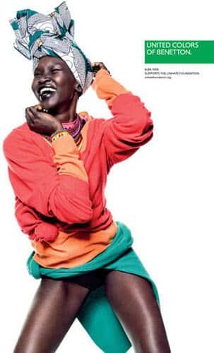 United Colors of Benetton, campagna moda Primavera Estate 2013