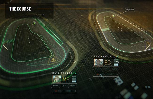 Castrol Titanium Virtual Racers