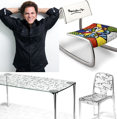 Infiniti Loves Romero Britto