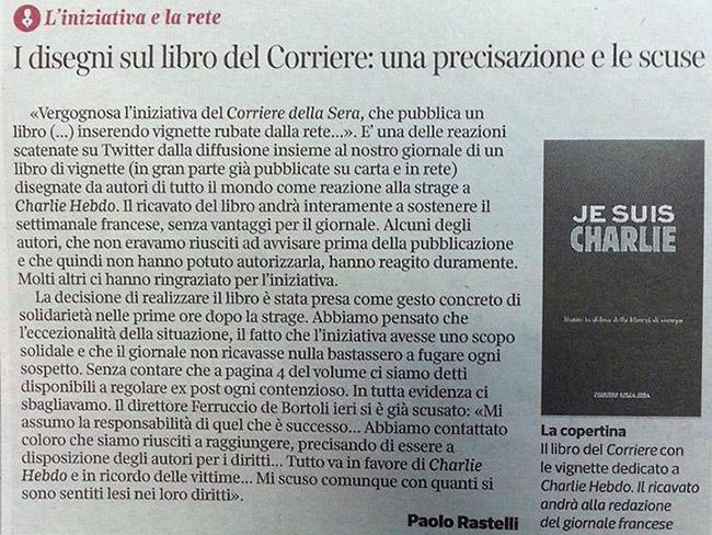 Je Suis Corriere