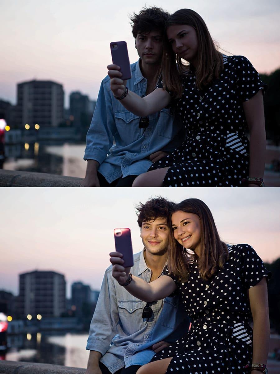 Lelight | Cover per Selfie