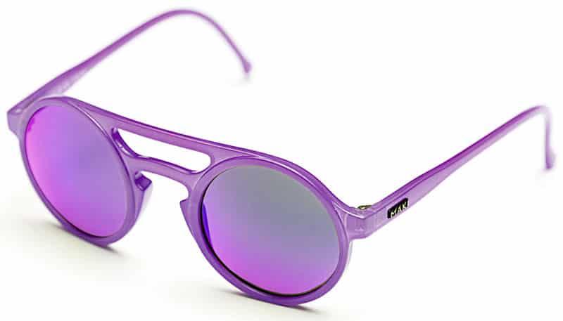 Colore e stile per gli occhiali Maki Sunglasses primavera estate 2015