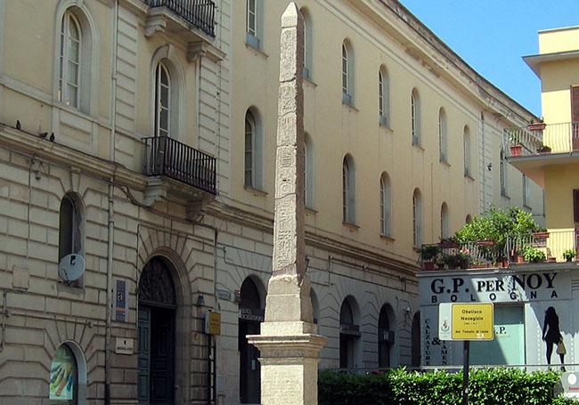 obelisco di Benevento