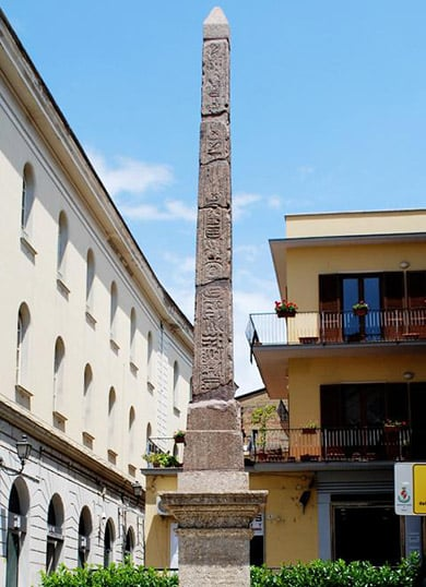 obelisco di Benevento